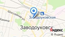 Заводоуковский библиотечный центр на карте