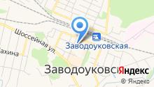 Центр занятости населения Заводоуковского городского округа на карте