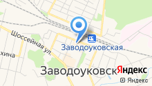 Росгосстрах банк, ПАО на карте