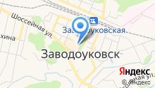 Центр оказания юридической помощи на карте