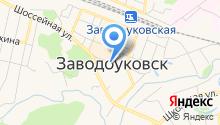 Заводоуковские вести на карте