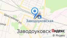 Управление вневедомственной охраны управления министерства внутренних дел Российской Федерации по Тюменской области, ФГКУ на карте