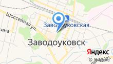 Заводоуковское агентство недвижимости на карте
