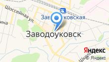 Заводоуковская детская школа искусств на карте