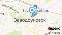 ЗАГС г. Заводоуковска на карте