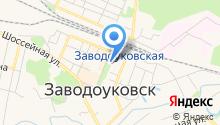 Управление социальной защиты населения г. Заводоуковска и Заводоуковского района на карте
