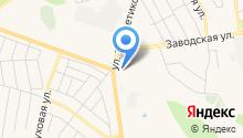 АЗС Н-1 на карте
