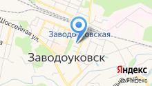 ХАНТЫ-МАНСИЙСКИЙ БАНК ОТКРЫТИЕ на карте