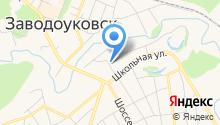 Межмуниципальный отдел МВД России на карте