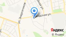Управление гостехнадзора г. Заводоуковска на карте