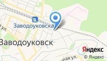 Храм во имя святого великомученика Георгия Победоносца на карте