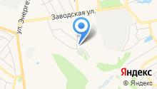 Сервис Авто на карте