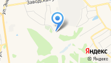 ОГИБДД ОМВД России по г. Заводоуковску на карте