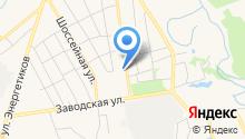 Сельский на карте