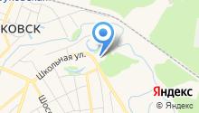Свято-Георгиевский храм на карте