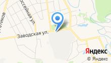 Заводоуковский машиностроительный завод на карте