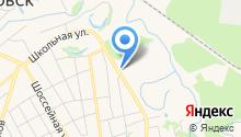 Заводоуковская спортивно-техническая школа на карте