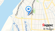 Тобольский многопрофильный техникум на карте