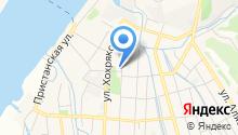 Кабинет-музей императора Николая II на карте