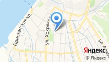 Мировые судьи г. Тобольска на карте
