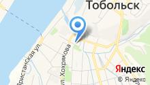 ТЦ Домовой на карте