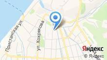 ТюмГАСУ на карте