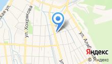 Станция юных туристов, МАУ на карте