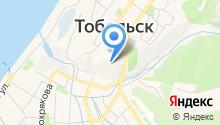 Тобольская православная духовная семинария на карте