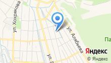Территориальная Управа микрорайона Менделеево-Иртышский на карте