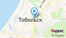 Научная библиотека Тобольской комплексной научной станции на карте