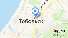 Тобольская комплексная научная станция УрО РАН на карте