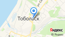 ТОСЭР на карте