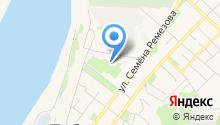 Тобольская типография на карте