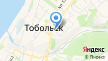 Палитра+ на карте
