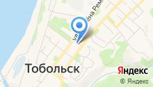 Администрация Тобольского муниципального района на карте