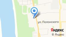 ЗСЖБ №6-Тобольск на карте