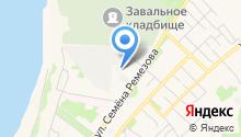 Комитет здравоохранения г. Тобольск на карте