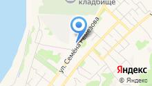 Россельхознадзор, Управление Федеральной службы по ветеринарному и фитосанитарному надзору по Тюменской области на карте
