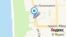 Автоцентр Овод на карте