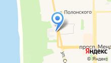 Азия Авто Усть-Каменогорск на карте