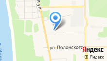 Автостоянка на ул. 7а микрорайон на карте