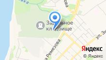 Храм Семи отроков Ефесских на карте