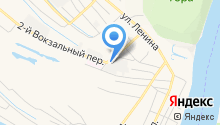 Газпром газораспределение Север на карте