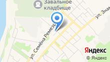 МиКаС на карте