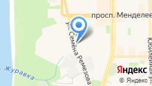 Pro Сервис на карте