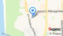 Магазин сантехники и инструментов на карте