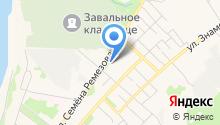 RАЙ на карте