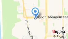 Тобольский Городской Совет Ветеранов Войны и Труда на карте