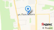 Магазин домашнего текстиля на ул. 7-й микрорайон на карте
