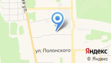 Мангал бар на карте